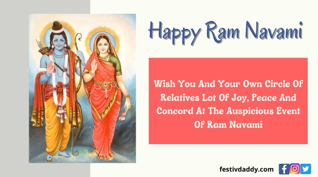 Top Ram Navami 2021 Wishes Messages