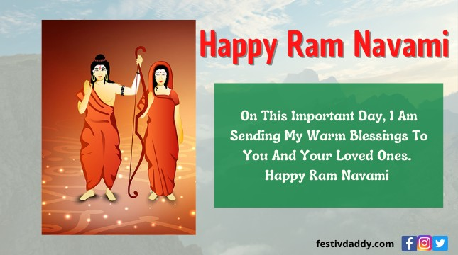 Happy Ram Navami 2021 Wishes Quotes Messages Images